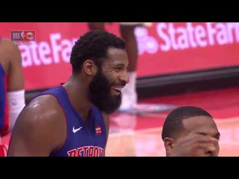 Report: Los Angeles Clippers interested in Andre Drummond