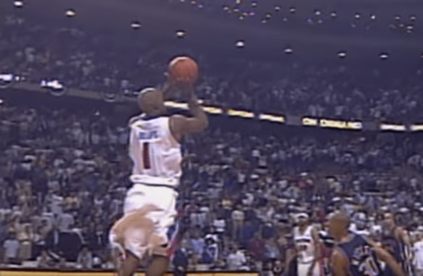 Former Pistons PG Chauncey Billups to play HORSE on ESPN