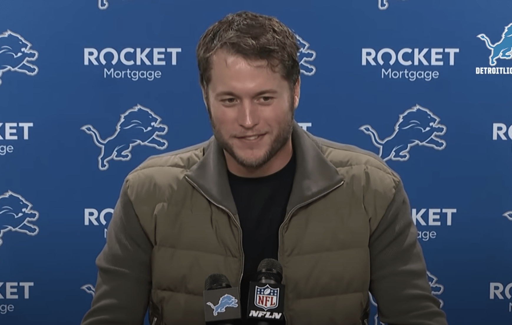 Reporter says there will be a demand for Matthew Stafford, return package could be 'handsome'
