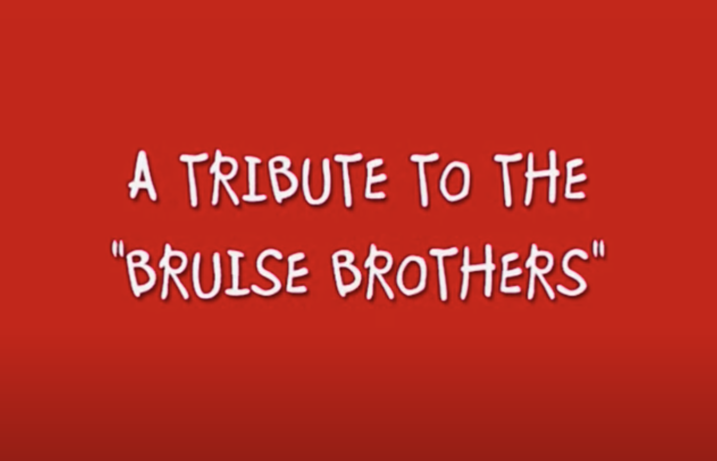 The Bruise Brothers: Best of Bob Probert and Joey Kocur fights [Video]