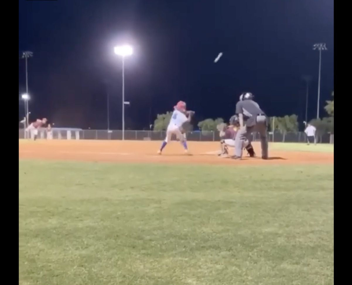 Unbelievable double baseball hit will blow your mind [Video] | Detroit Sports Nation