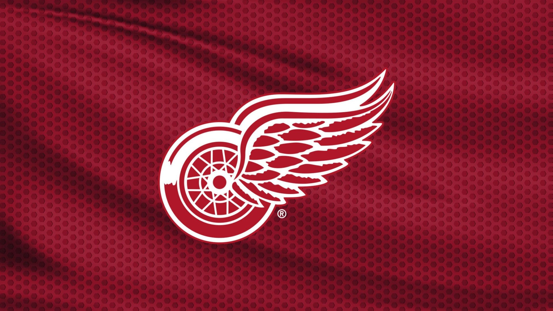 Red Wings jersey concept design blends old with new